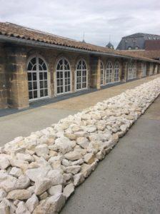 exposition terrasse du musée- photo noémie