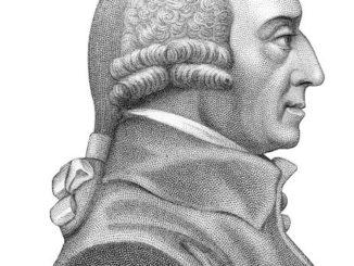 Portrait de Adam Smith