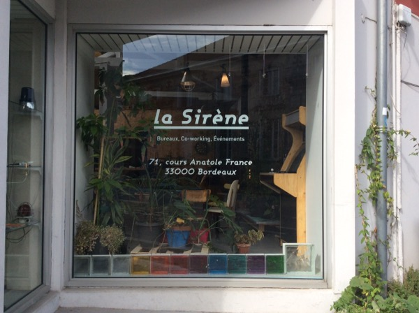 La Sirène, agence de coworking